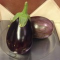 Imperial Black Beauty Eggplant from 2014 harvest