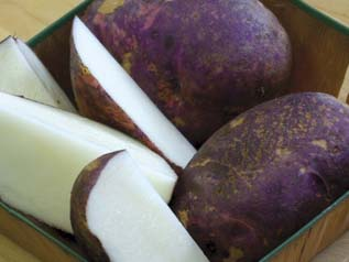 Territorial Seed Co: Purple Viking Potato